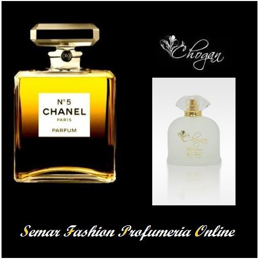 Profumo Donna 100 ml Chanel N°5 Chanel by Chogan cod.024