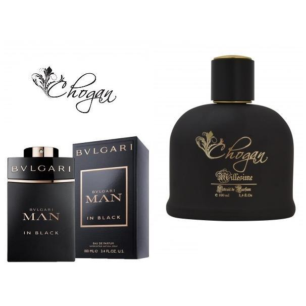 Profumo Uomo 100 ml Man in Black Bulgari by Chogan cod.088