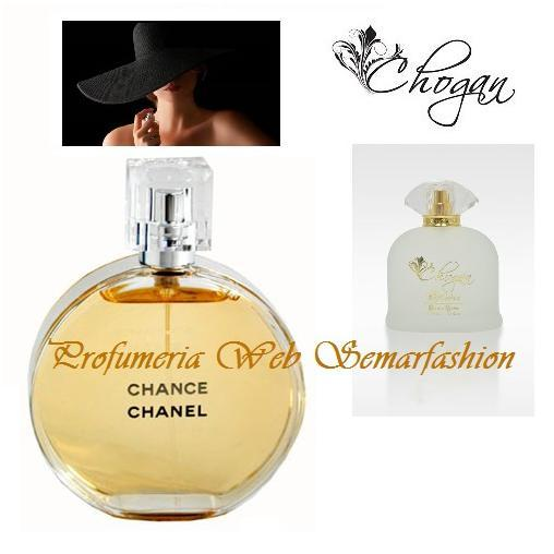 Profumo Donna 100 ml Change Chanel by Chogan