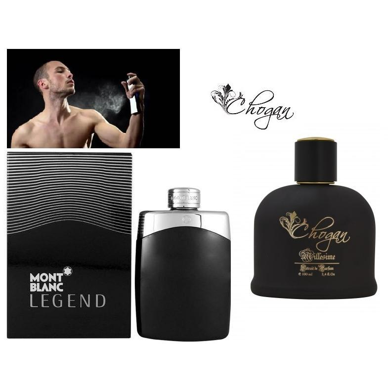 Profumo Uomo 100 ml Legend Mont Blanc by Chogan