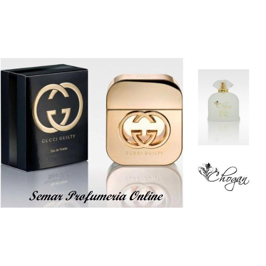 Profumo Donna 100 ml Guilty Gucci by Chogan cod.013
