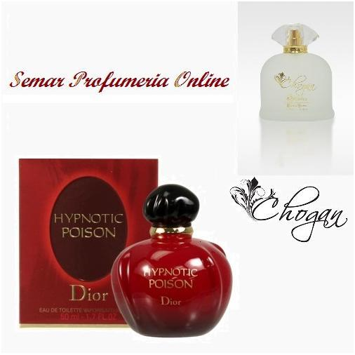 Profumo Donna 100 ml Hypnotic Poison Dior by Chogan cod.023