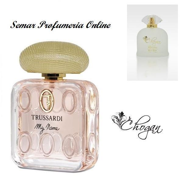 Profumo Donna 100 ml My Name Trussardi by Chogan cod.034