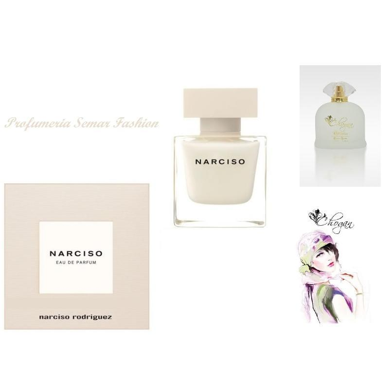 Profumo Donna 100 ml Narciso Rodriguez Narciso by Chogan cod.053
