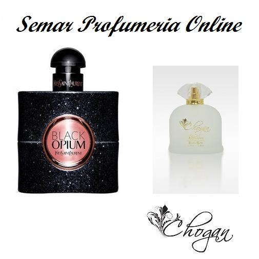 Profumo Donna 100 ml Black Opium YSL by Chogan cod.055