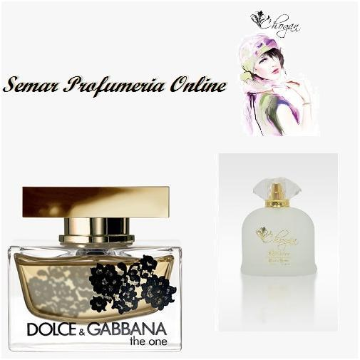 Profumo Donna 100 ml The One D&G by Chogan cod.070
